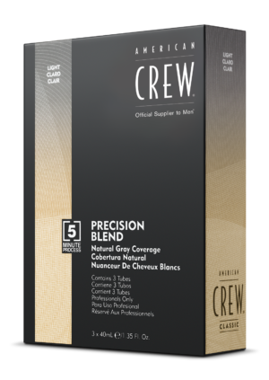 PRECISION BLEND AMERICAN CREW - Gamme de colorations