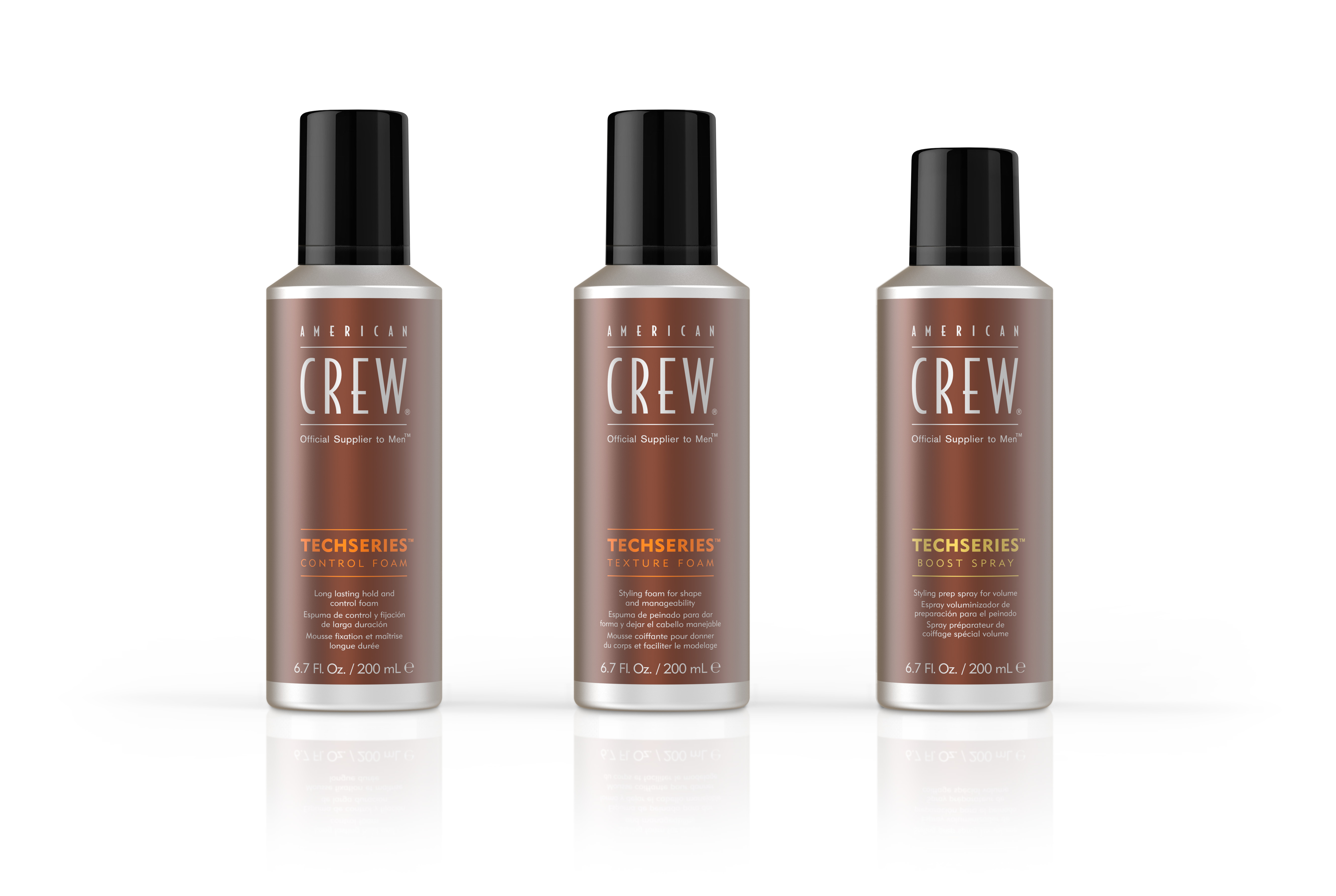 GAMME TECH SERIES AMERICAN CREW
